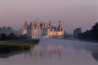 Chateau De Chambord Park - Val De Loire, France