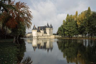 Chateau De Sully-Sur-Loire - Val De Loire, France