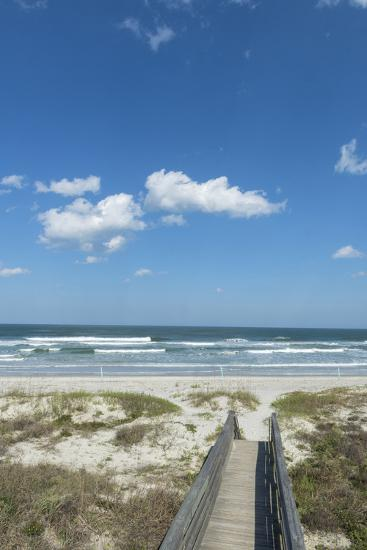 Florida, New Smyrna Beach-Jim Engelbrecht-Photographic Print