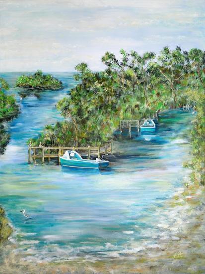 Florida Scene-Julie DeRice-Art Print