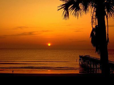 Florida Sunrise-J.D. Mcfarlan-Photographic Print
