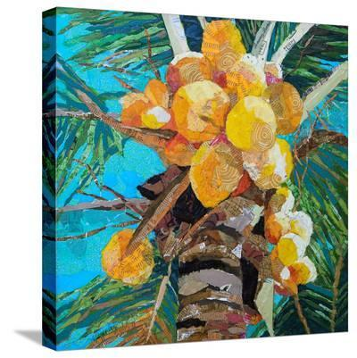 Florida Sunshine--Stretched Canvas Print