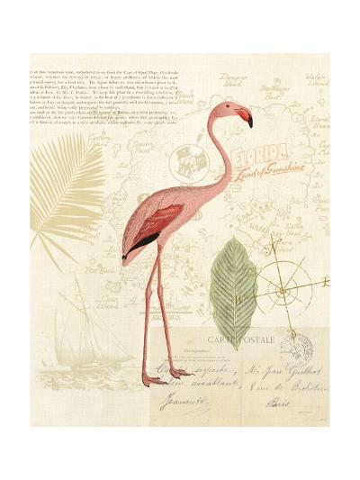 Floridian I-Katie Pertiet-Art Print