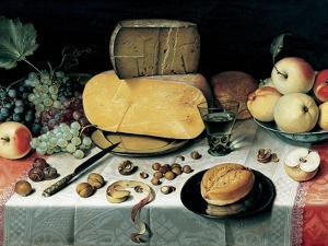Still Life by Floris Claesz. Van Dyck