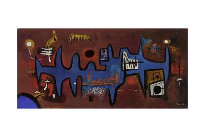 Flotsam, C.1955-60-Anneliese Everts-Giclee Print