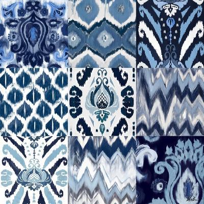 Flourish Nine Patch-Patricia Pinto-Art Print