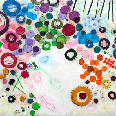 Flourish-Gina Cochran-Art Print