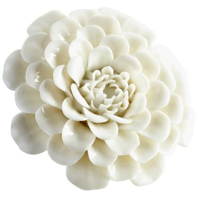 Flourishing Flowers Wall Décor - 3.25""