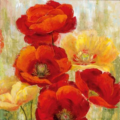 Flourishing Meadow II-Nan-Art Print