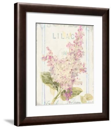 Floursack Florals V-Danhui Nai-Framed Art Print