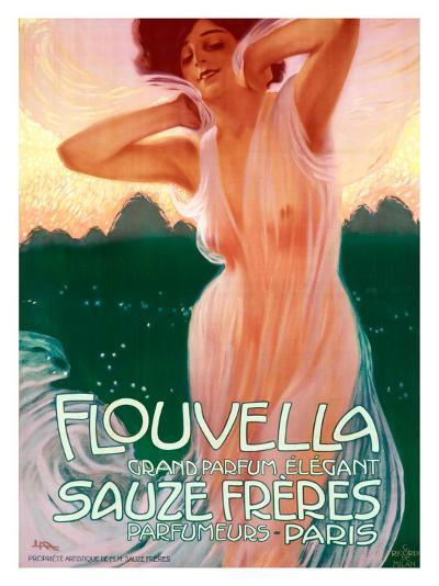 Flouvella--Giclee Print
