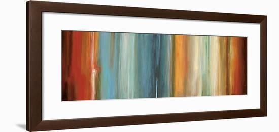 Flow II-Max Hansen-Framed Giclee Print