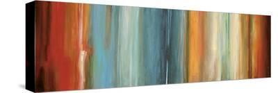 Flow II-Max Hansen-Stretched Canvas Print