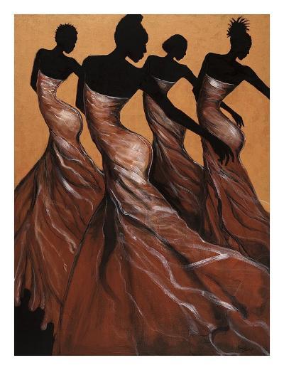 Flow-Monica Stewart-Art Print