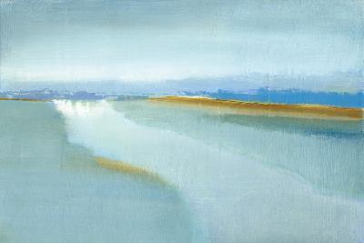 Flow-Caroline Gold-Art Print