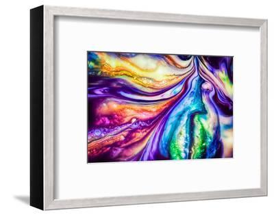 Flow-Ursula Abresch-Framed Photographic Print