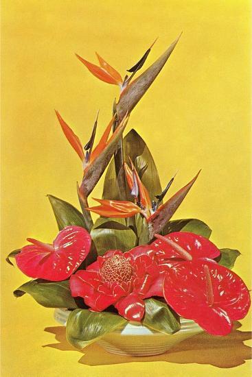 Flower Arrangement--Art Print