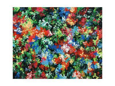 Flower Bed-Sydney Edmunds-Giclee Print
