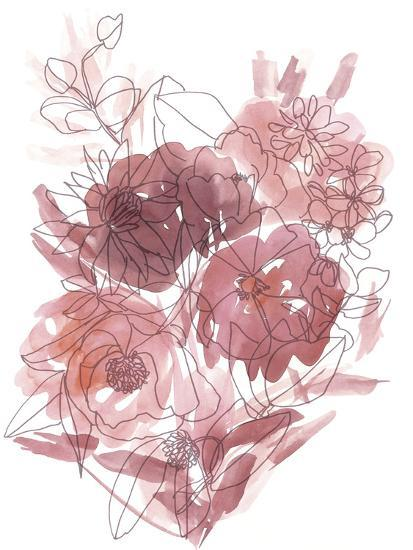 Flower Burst I-Katrien Soeffers-Giclee Print
