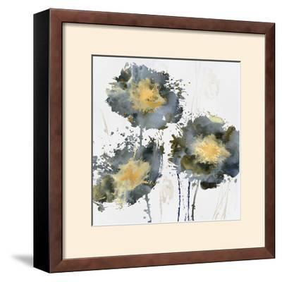 Flower Burst Trio-Vanessa Austin-Framed Giclee Print