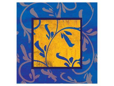 Flower Cerulea-Lillian Pasenar-Art Print