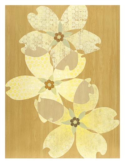 Flower Circus-Mary Calkins-Premium Giclee Print