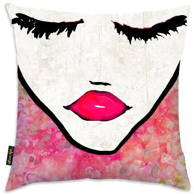 Flower Coveted Throw Pillow--Home Accessories