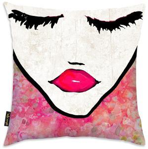 Flower Coveted Throw Pillow
