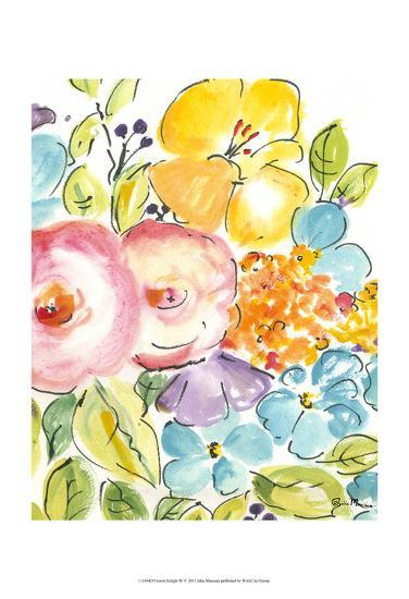 Flower Delight IV-Julia Minasian-Art Print