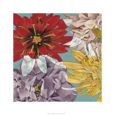 Flower Float II-Jennifer Goldberger-Limited Edition