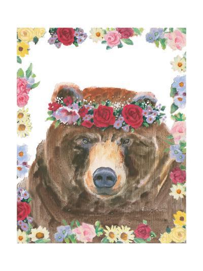 Flower Friends VII-Emily Adams-Art Print