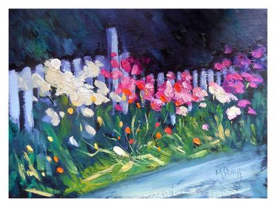 Flower Garden-Carol Schiff-Giclee Print