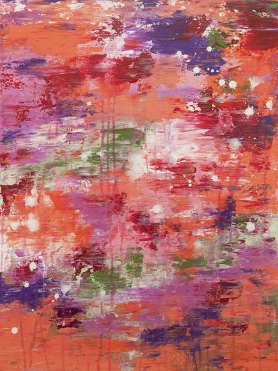Flower Garden-Hilary Winfield-Giclee Print