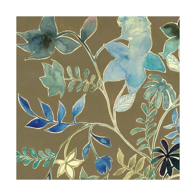 Flower Garland III-Grace Popp-Art Print