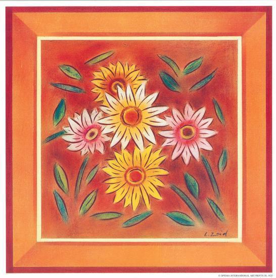 Flower I-Urpina-Art Print