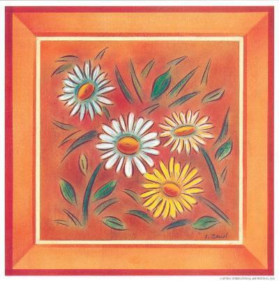 Flower II-Urpina-Art Print