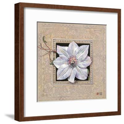 Flower III-Maya Nishiyama-Framed Art Print