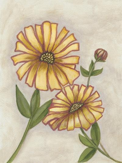 Flower Medley I-Georgina Weddell-Art Print
