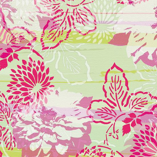 Flower Mix I-Lucy Meadows-Giclee Print