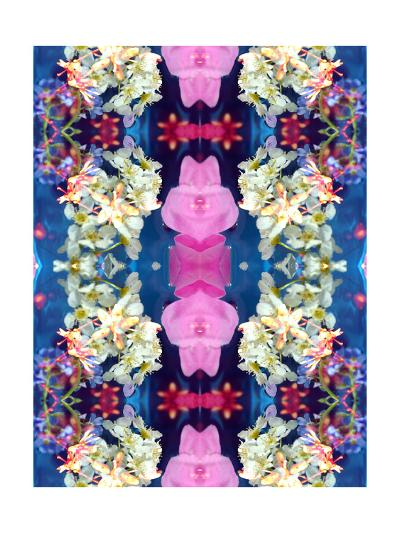 Flower Ornament 351-Alaya Gadeh-Art Print
