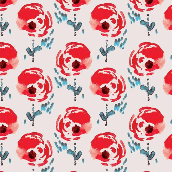 Flower Parade-Rebecca Prinn-Art Print