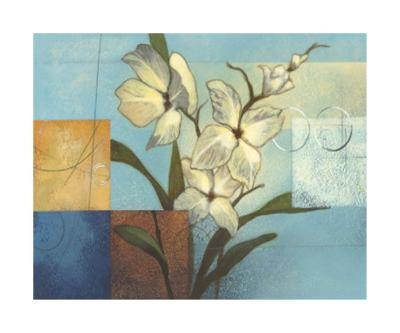 Flower Patch I--Collectable Print
