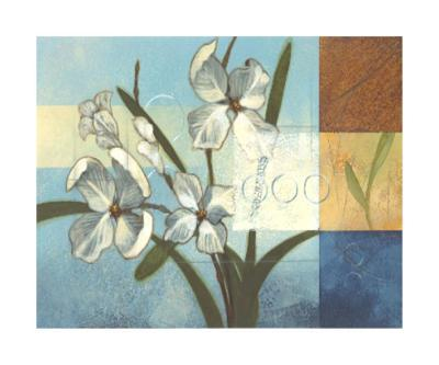 Flower Patch II--Collectable Print