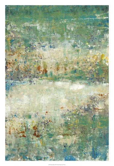 Flower Path I-Tim OToole-Premium Giclee Print