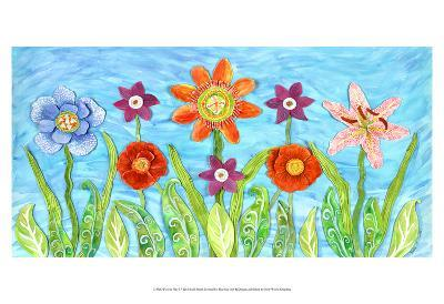 Flower Play I-Kaeli Smith-Art Print