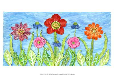 Flower Play II-Kaeli Smith-Art Print