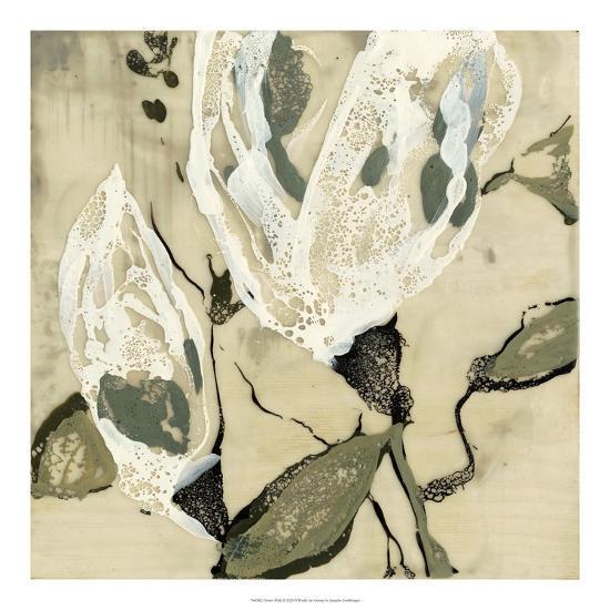Flower Pods II-Jennifer Goldberger-Premium Giclee Print