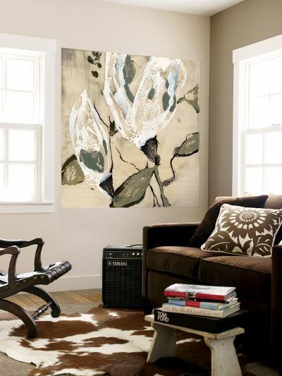 Flower Pods II-Jennifer Goldberger-Wall Mural