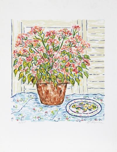 Flower Pot-Beverly Hyman-Limited Edition