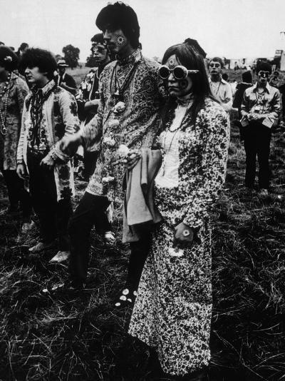 Flower Power 1967--Photographic Print
